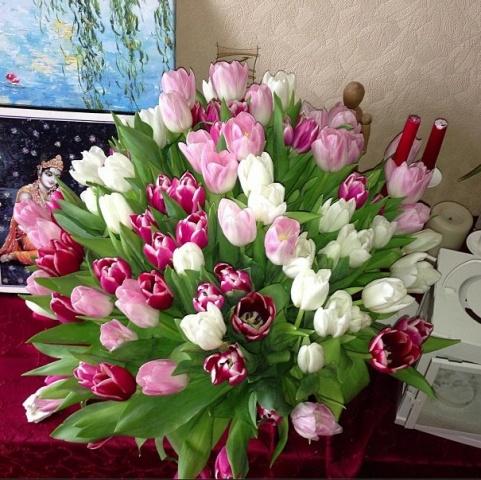 Если мужчина не подарил цветы на 8 марта заказать флористический букет