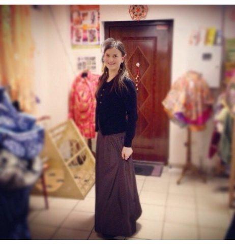 История о юбках и платьях от Анны из Петербурга