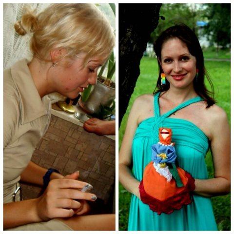 Юлия и ее история женственности