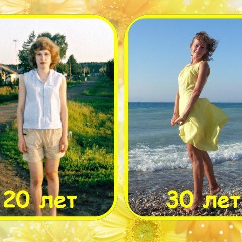 История развития женственности Гудиной Ульяны из г. Екатеринбург