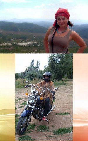 История перевоплащения Ольги Коноваловой из Украины г. Краматорск