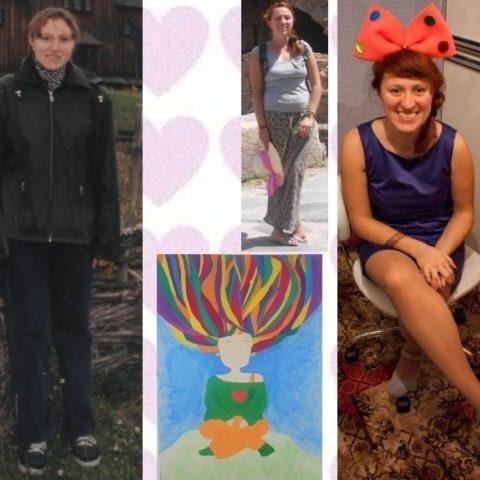 История поиска пути к женственности Анастасии Копыловой