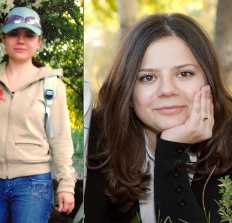История изменений Трясцыной Елены из г. Курган