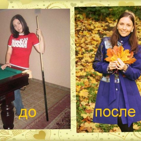 История преображения Анжелы из г. Уфа