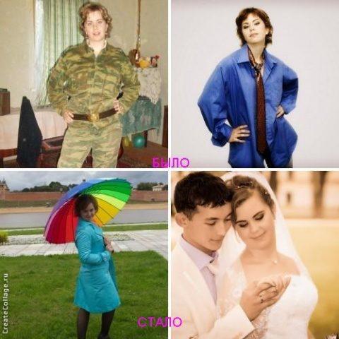 История изменений Елены Кагировой из Великого Новгорода