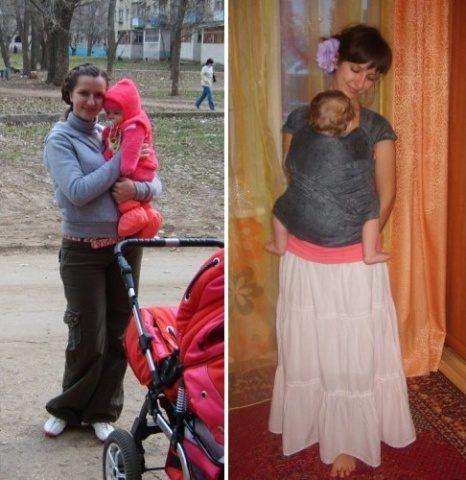 История возвращения к женственности Марины Мезенцевой