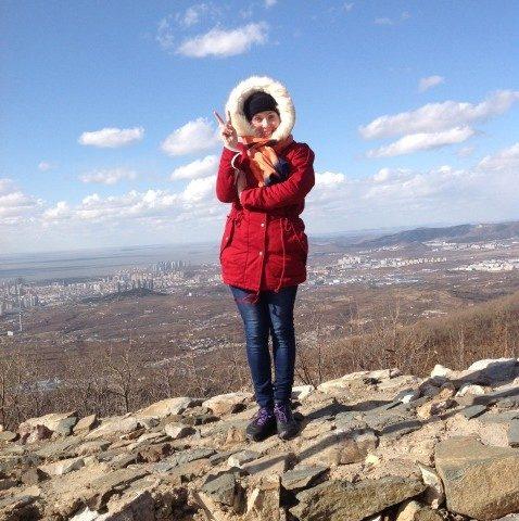 История изменений Ольги Надточий из г. Далянь, Китай