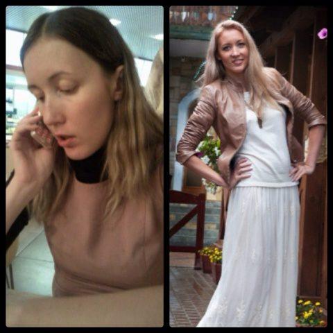 История изменений  Эльвиры Смирновой из Уфы