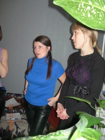 Путь к женственности Евгении Устюжаниной из Санкт-Петербурга