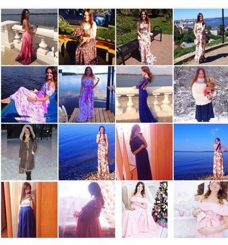Ольга Бабаева из Нижнего Новгорода и ее «год без брюк» в фотографиях