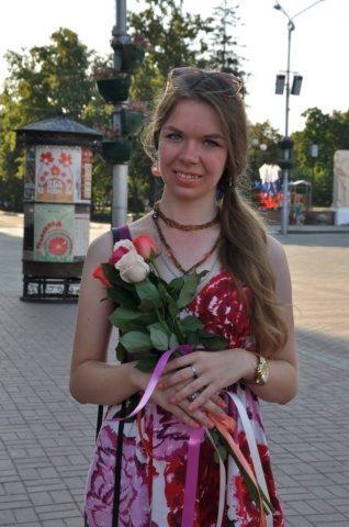 История Нахождения самой себя от Анны Федосовой из Курска