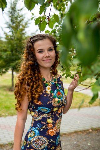 История материнства Катарины из Челябинска