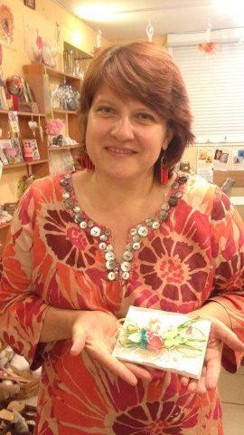 Анна Рокос из Киева и ее история