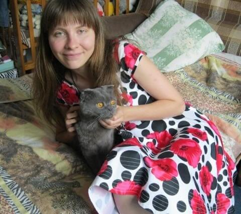 История Кристины из Владивостока