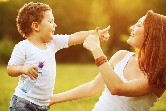 Мам и сын играют в попу фото 273-986