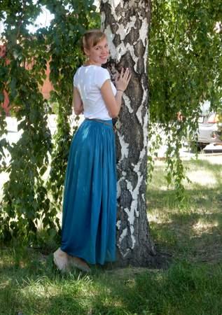 История Юлии из Красноярска о победах, трофеях и юбочках