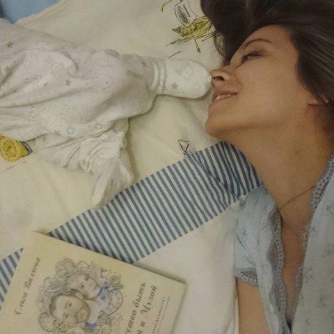 Юлия о книге-подруге и внутреннем свете