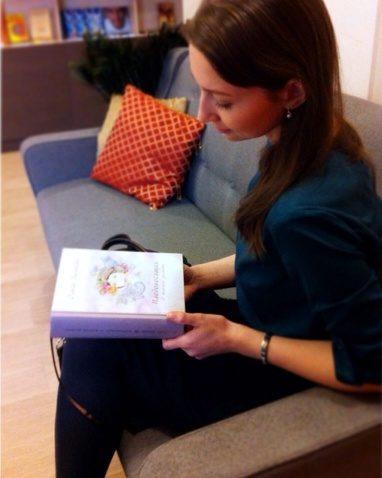 Валентина о книге Ольги Валяевой и знакомстве с собой