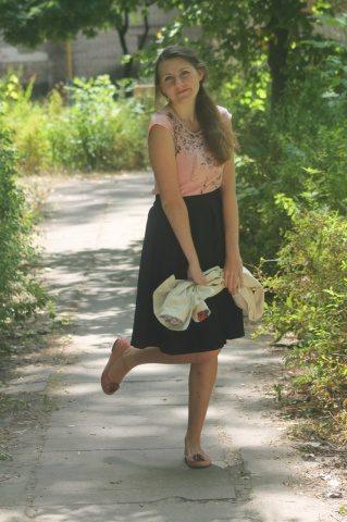 Отзыв юной Ирины из города Малин, Украина.